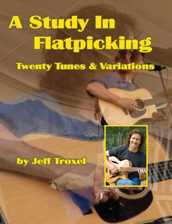 A Study In Flatpicking: Twenty Tunes and Variations